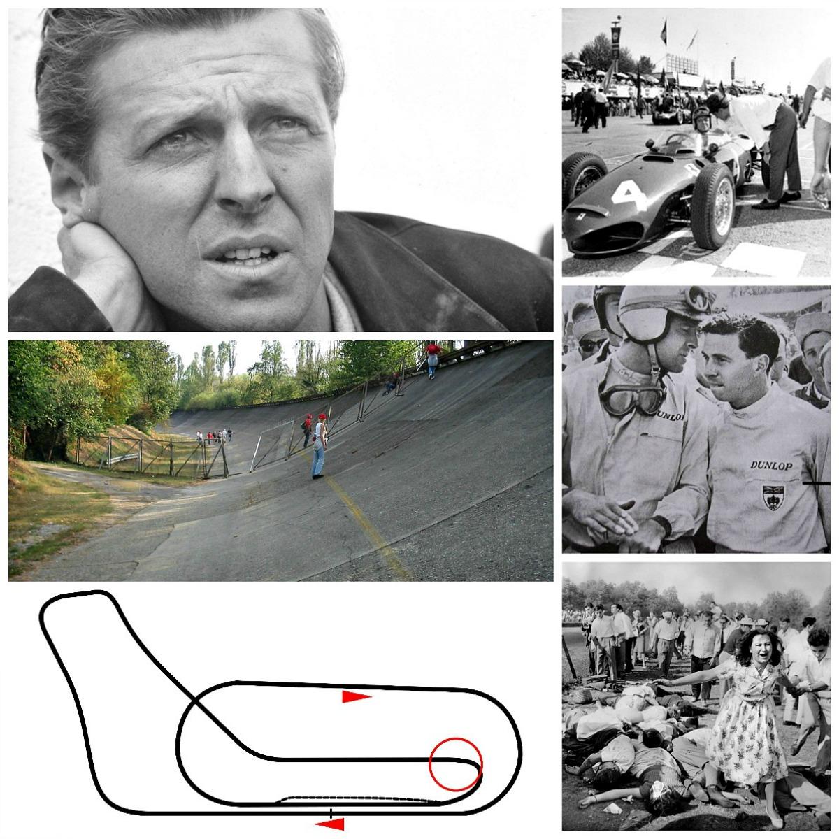 Monza von Trips collage I