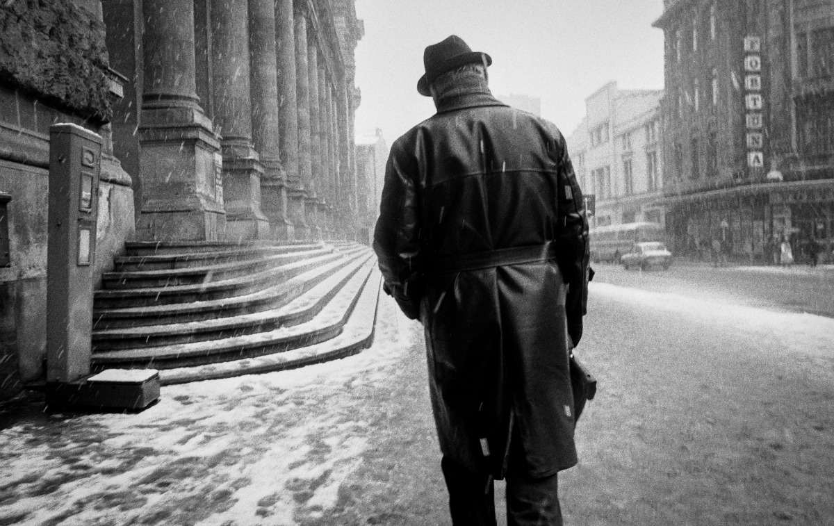 Bucharest, Romania, 1986