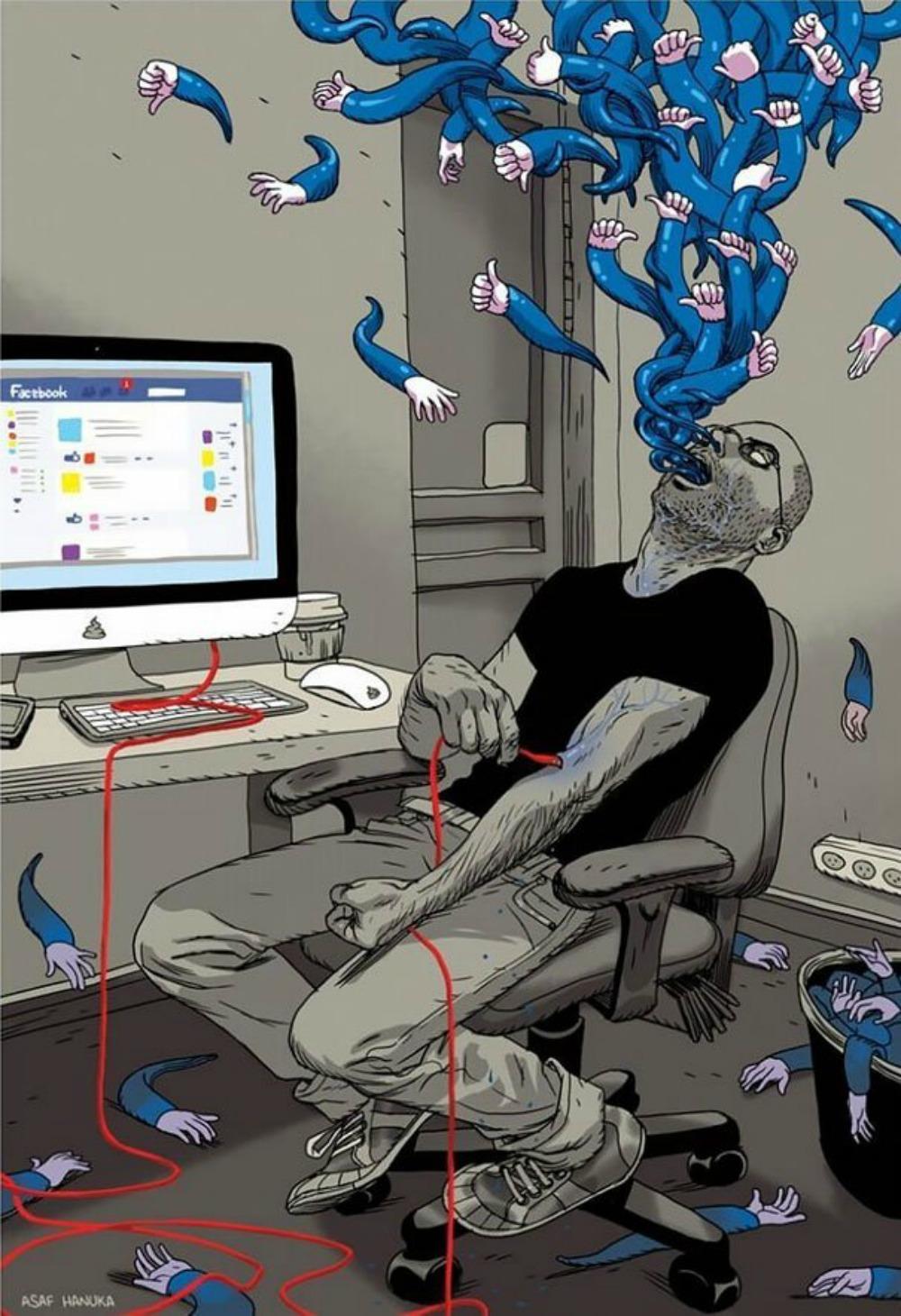Satirical_Illustrations_Addiction_to_Technology10