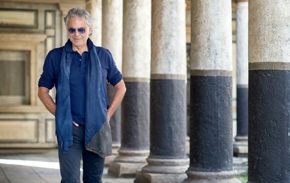 Μια καταπληκτική ημέρα με τον Andrea Bocelli