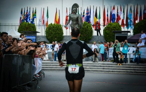 Αργύρης Παπαθανασόπουλος: «Σπάρταθλον 2015, ο αγώνας της ζωής μου»
