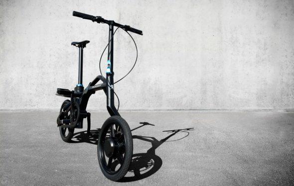 Peugeot eF01: Στιλάτο, αναδιπλούμενο, ηλεκτρικό και «παιδί» της πόλης