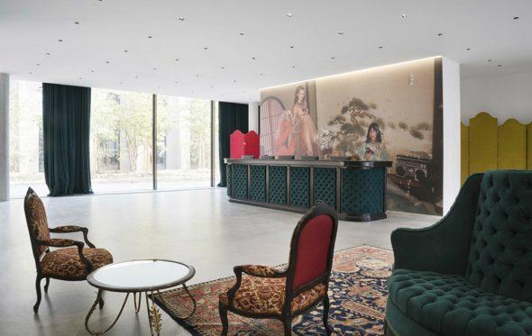 Κρυφές ματιές στο νέο «αρχηγείο» του οίκου Gucci