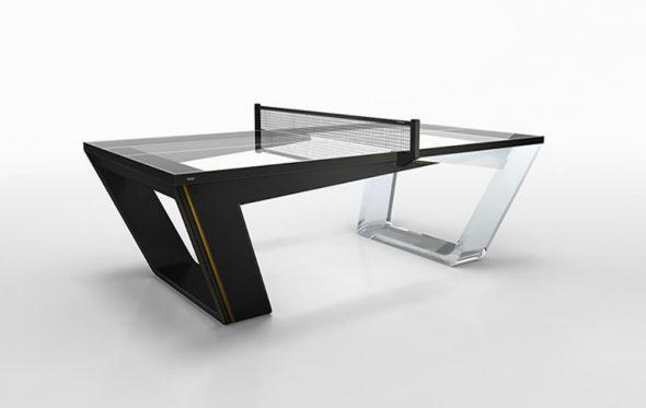 Αυτό το τραπέζι του πινγκ-πονγκ θα σου κάνει γκελ