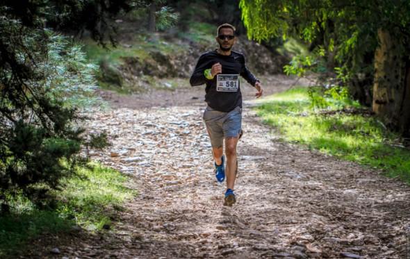 Γιώργος Μυζάλης: «Τρέχω γιατί νομίζω ότι δεν μπορώ να κάνω αλλιώς»