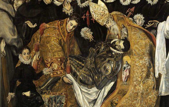 Η ταφή ενός Συμβόλου του αγαθού, ενός πολίτη της Ουτοπίας