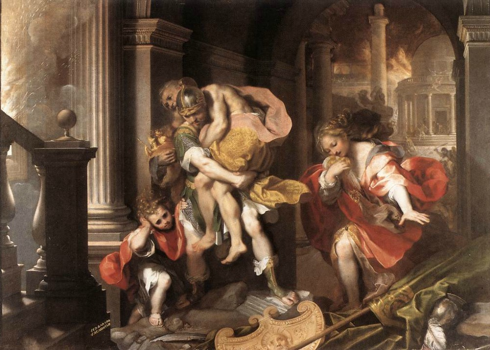 aeneas_flight_from_troy_by_federico_barocci