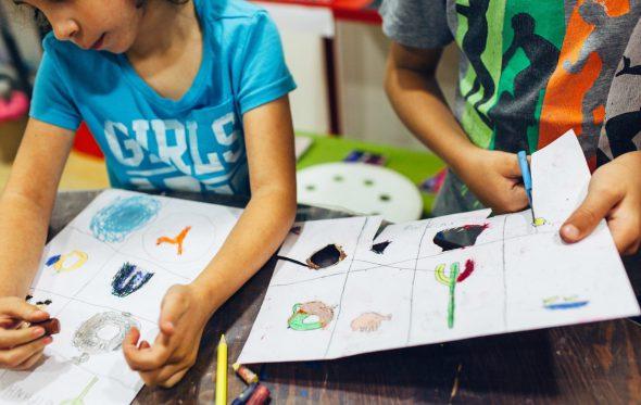 Φαντασία, χρώματα και εκπαιδευτικά Σαββατοκύριακα στο Μουσείο Κυκλαδικής Τέχνης