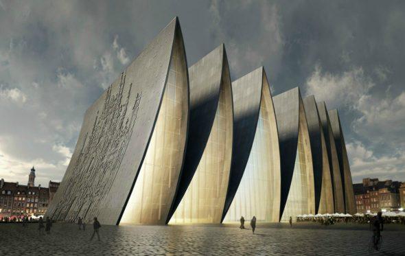 Περί «ωραίου» και «ορίων» στην αρχιτεκτονική