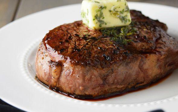 Αρωματικό βούτυρο για κρέας εύκολα και γρήγορα