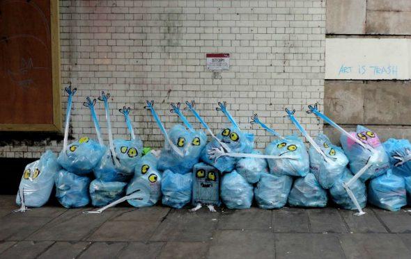 Όταν η εφορία μου έψαξε τα σκουπίδια! (Στο Λονδίνο…)