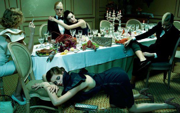 Σωστοί τρόποι συμπεριφοράς και «τίμια» ελληνικά dinner parties