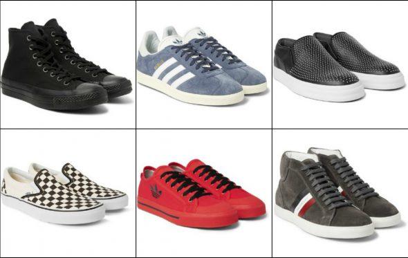 Εννέα sneakers που θα σας φτιάξουν την ημέρα