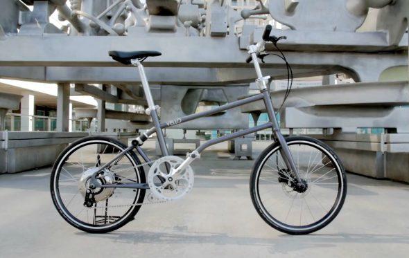 Vello Bike+: Ένα ποδήλατο που τα κάνει όλα μόνο του