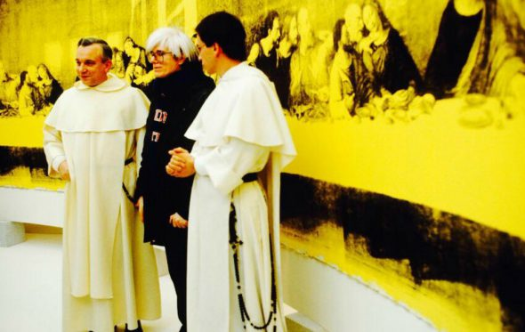 Έτσι «γεννήθηκε» ο Μυστικός Δείπνος του Andy Warhol