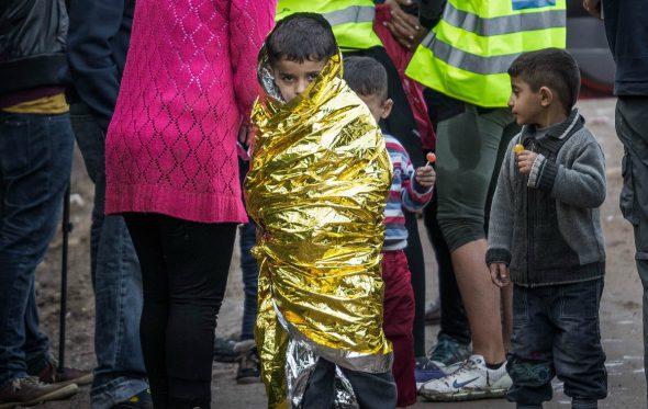 «Θα είναι χαρά μου η κόρη μου να παίζει με τα παιδιά των προσφύγων»