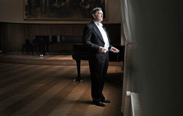 Ούρος Λάγιοβιτς: «Η συμφωνική μουσική που ακούμε είναι μια πρόσοψη»