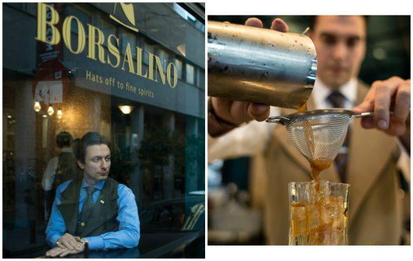 Γκανγκστερικό και εστέτ: Πρώτη ματιά στο ολοκαίνουριο Borsalino