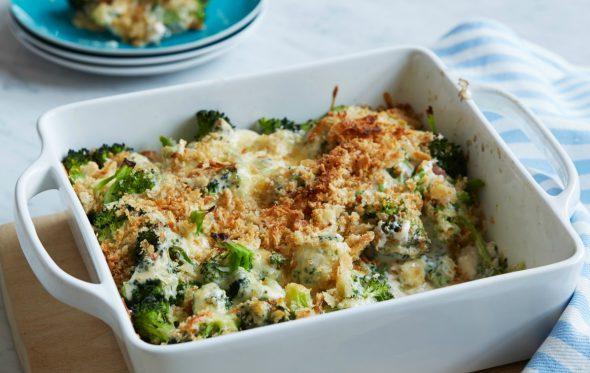 Μπρόκολα με τους Broccoli