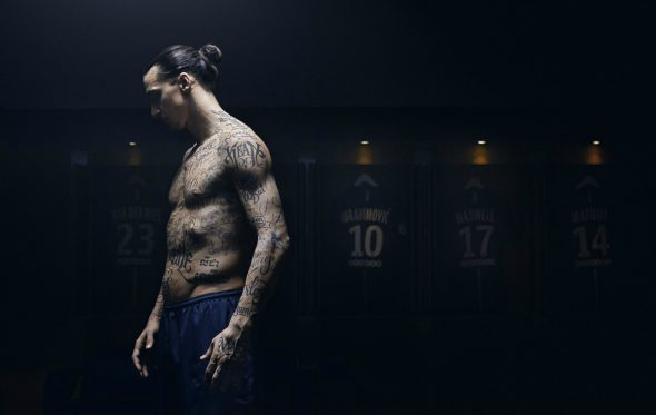 Zlatan Ibrahimovic: Ο άνθρωπος που δεν έχει μάθει να έρχεται δεύτερος