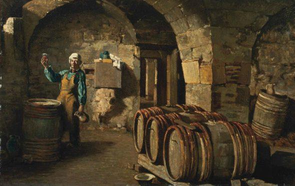 Αργύρης Τσακίρης: Από τα βυζαντινά κρασιά στα μπαρόκ