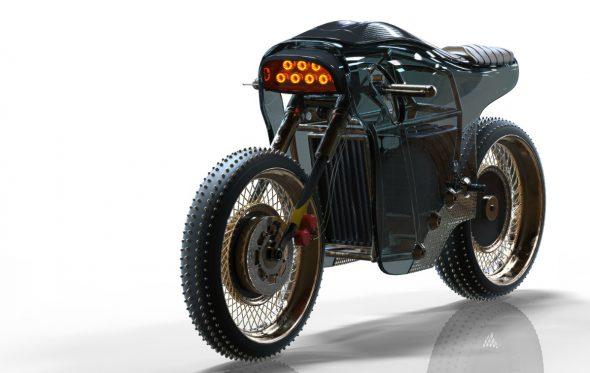 Sinister Electric Cafe Racer: Αυτή τη μηχανή θα την ήθελε και ο Mad Max