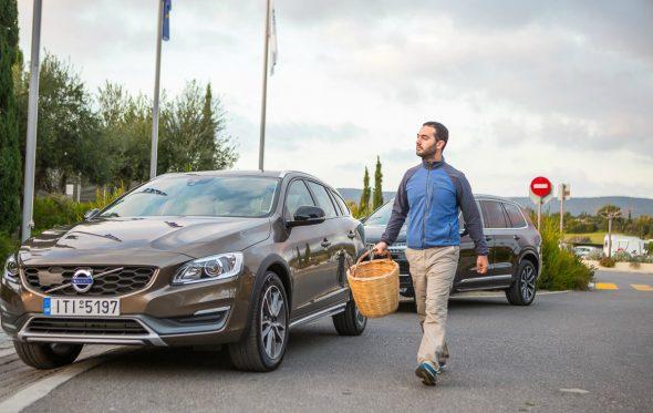 Σωτήρης Λυμπερόπουλος: Το κοντέρ του Volvo γράφει όραμα