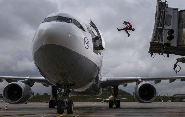 Χάνεις την πτήση σου; Κάν' το όπως ο Jason Paul!