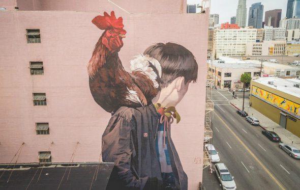 Η street art στην Αθήνα παράγει θόρυβο και όχι τέχνη