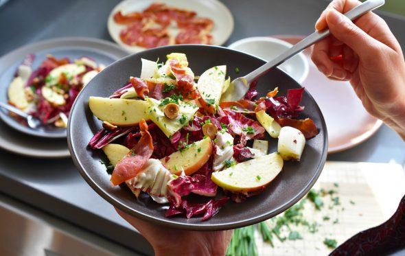 Τα μυστικά της τέλειας γιορτινής σαλάτας