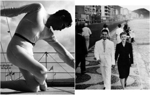 Το Βερολίνο του Χίτλερ, το Παρίσι της ευγένειας και ο χορευτής Αλέξανδρος Ιόλας