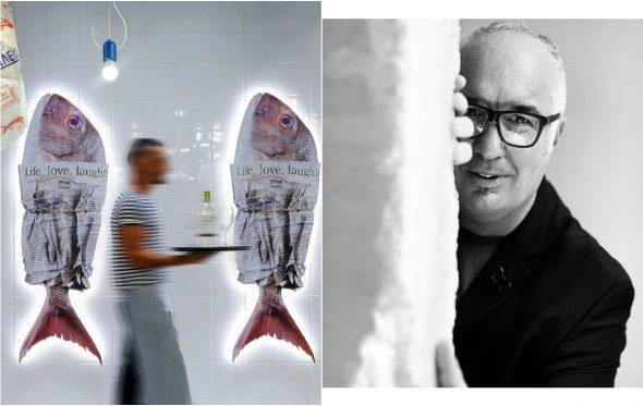 Μηνάς Κοσμίδης: «Η αρχιτεκτονική για εμένα είναι η τέχνη του εφικτού»