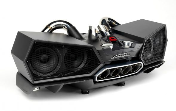 iXoost EsaVox: Άκου τον ήχο της Lamborghini