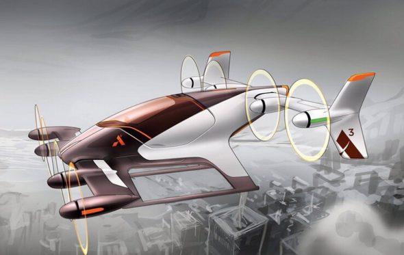 Η Airbus θέλει να δημιουργήσει το πρώτο ιπτάμενο αυτοκίνητο έως το τέλος του 2017