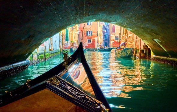 Πέρασα 10 ώρες σαν δόγης στη Βενετία
