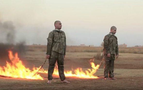 Το Ισλαμικό Κράτος σε πόλεμο μέχρις εσχάτων με την Τουρκία