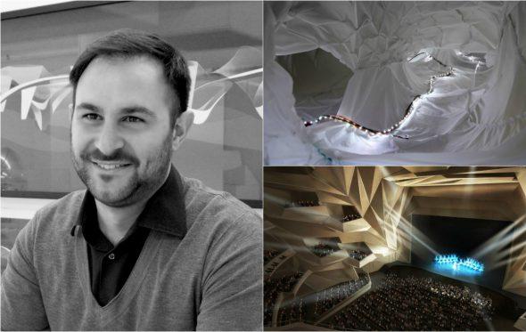 Αλέξανδρος Καλλέγιας: «Έφυγα από την Ελλάδα αναζητώντας την εξέλιξη και όχι την απόδραση»