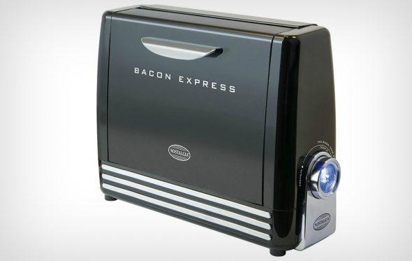 Bacon Express: Η συσκευή που κάθε άνδρας θέλει στην κουζίνα του