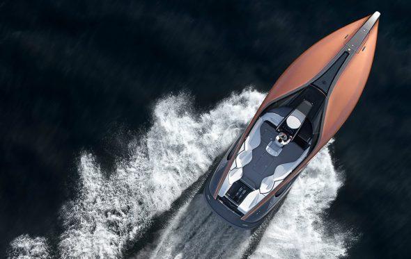 Lexus Sport Yacht: Δαμάζοντας τα κύματα με στυλ