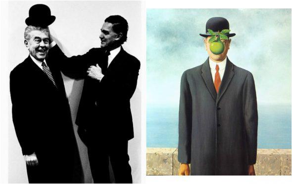 «Ο René Magritte πνευματοποιούσε τις αισθήσεις μου…»