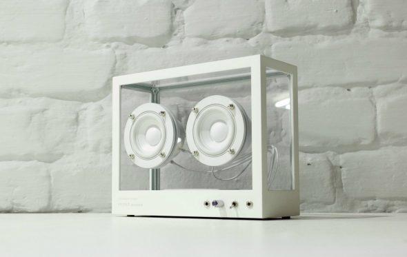 Με το Small Transparent Speaker θα την… ακούσεις με στυλ