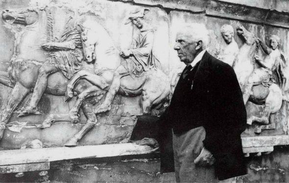 Πως ο Νίκος Μπαλάνος, μετά τον Έλγιν και πριν τη… Gucci, προξένησε τις μεγαλύτερες φθορές στην Ακρόπολη