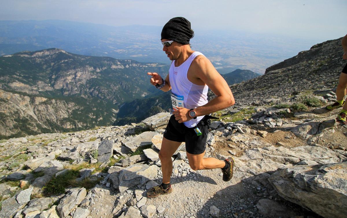 Olympus marathon 2016