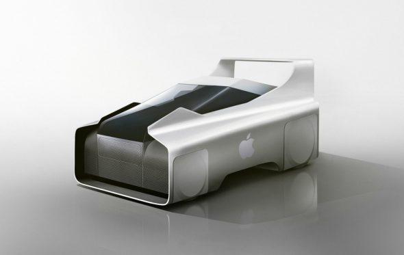 iCar: Πώς θα μοιάζει το αυτοκίνητο της Apple;