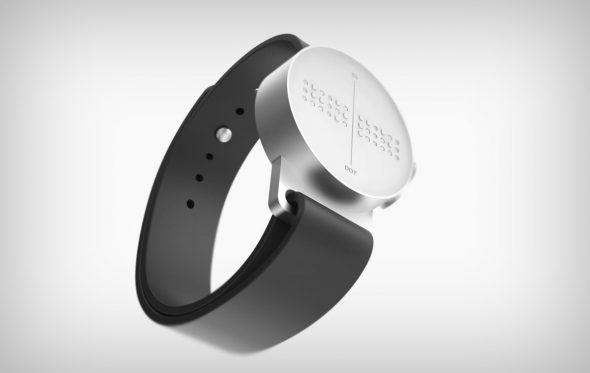 Dot: Το πρώτο smartwatch για ανθρώπους που δεν βλέπουν