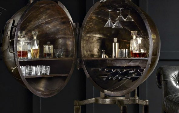 Αυτό είναι το πιο στυλάτο bar που θα ήθελες στο σπίτι σου