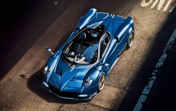 Pagani Huayra Roadster: Έργο τέχνης αξίας 2,2 εκατομμυρίων ευρώ