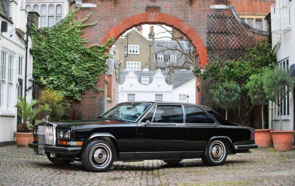 Το αυτοκίνητο των «οργίων» του Sammy Davis Jr. βγαίνει στο σφυρί