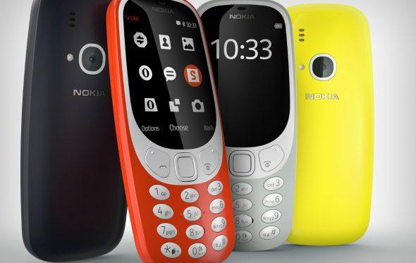 Το ανανεωμένο Nokia 3310 μας θυμίζει τη ζωή μας πριν το iPhone