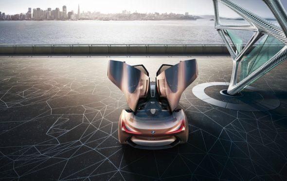 Το μέλλον των τροχών σύμφωνα με τη BMW